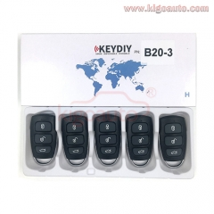B20-3 Series KEYDIY Multi-functional Remote Control