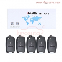 B19-2 Series KEYDIY Multi-functional Remote Control