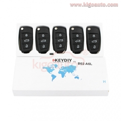 B02-A6L Series KEYDIY Multi-functional Remote Control