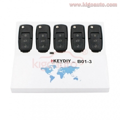 B01-3 Series KEYDIY Multi-functional Remote Control
