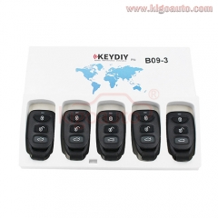 B09-3 Series KEYDIY Multi-functional Remote Control