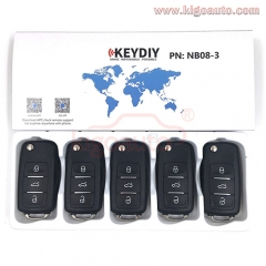 NB08-3 Series KEYDIY Multi-functional Remote Control