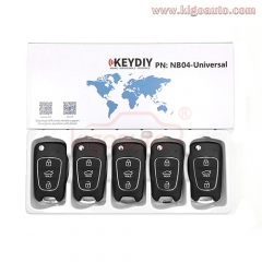 NB04 Series KEYDIY Multi-functional Remote Control
