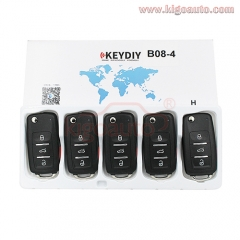 B08-4 Series KEYDIY Multi-functional Remote Control