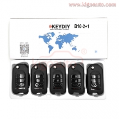 B10-2+1 Series KEYDIY Multi-functional Remote Control