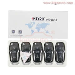B12-3 Series KEYDIY Multi-functional Remote Control