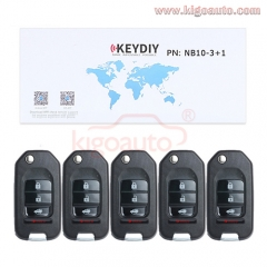 NB10-4 Series KEYDIY Multi-functional Remote Control
