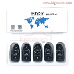 B09-4 Series KEYDIY Multi-functional Remote Control
