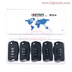 B10-3+1 Series KEYDIY Multi-functional Remote Control