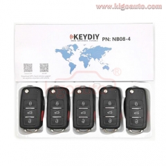 NB08-4 Series KEYDIY Multi-functional Remote Control