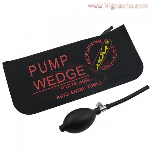 Big size of  Air wedge 100% Genuine locksmith tool