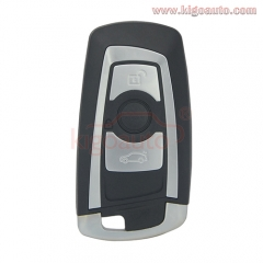 YGOHUF5662 smart key 3 button 315Mhz 434Mhz 868Mhz for BMW F series 4008C-HUF5662