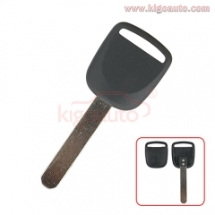 Transponder key blank HON66 for Honda HO01 HO03 HO05