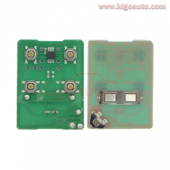 Remote key fob circuit board 315mhz/434mhz for Ford