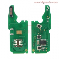 Remote key circuit board 3 button 434Mhz for Porsche VW Touareg