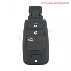 Original smart key for Fiat Viaggio 3 Button 434 Mhz ID46-PCF7961M Chip