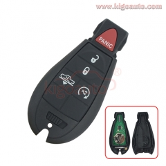 OEM GQ4-53T fobik key remote 5 button 434Mhz for 56046955AG 2013-2018 DODGE RAM