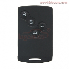 P/N 285971998R Smart key card 4 button 434mhz PCF7953M chip for Renault Clio4 Captur 2012-2016