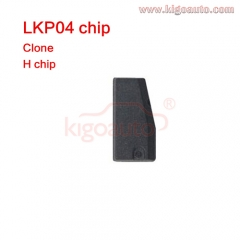 LKP04 transponder chip copy H Chip LKP-04 Car Key Transponder Blank carbon Chip